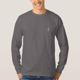 Long Sleeved Embroidered Toby T-Shirt