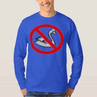 Long sleeved no swans shirt