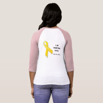 Long-sleeved Raglan T-Shirt (Endo Awareness)