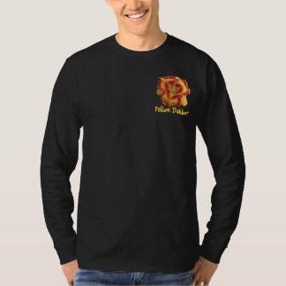 Long Sleever Pollen Dabber T Tee Shirt
