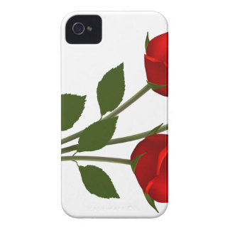 Long Stemmed Roses iPhone 4 Cover