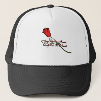 Long Stemmed Roses Trucker Hat
