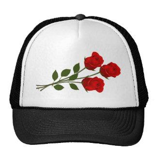 Long Stemmed Roses Trucker Hat