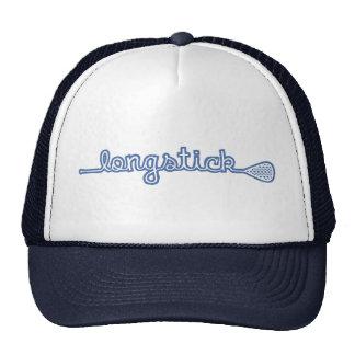 Long Stick Trucker Hat