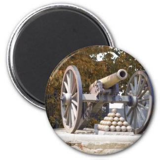 Long Street Memorial Gettysburg Magnet