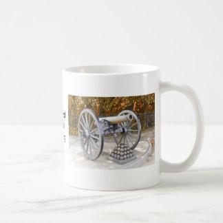 Long Street Memorial Gettysburg PA Mug