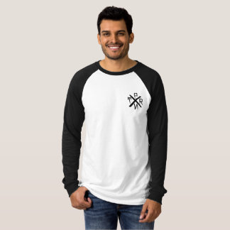 Long t-shirt Raglan Trippin HardCore