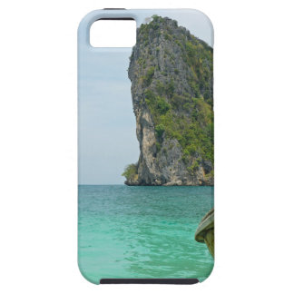 long tail boat in thailand iPhone SE/5/5s case