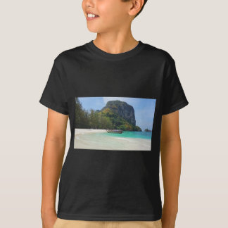 long tail boat in thailand T-Shirt