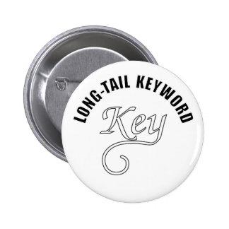 Long-Tail Keyword Text Pinback Button
