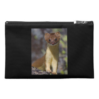 Long-tailed Weasel Travel Accessory Bags