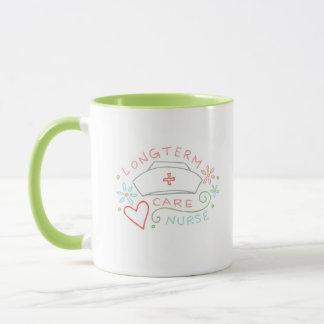 long Term Care Nurse design 1 mug