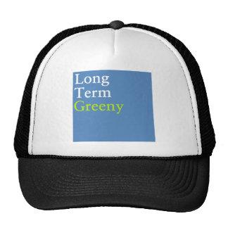 Long Term Greeny Trucker Hat