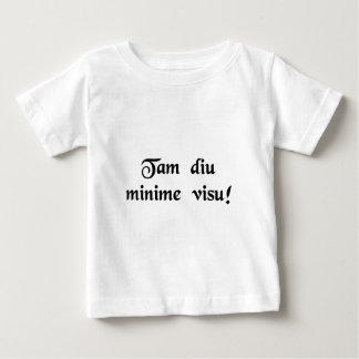Long time, no see! baby T-Shirt