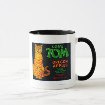 Long Tom Apple Crate LabelMonroe, OR Mug