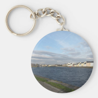 Long Walk and River Corrib Keychain