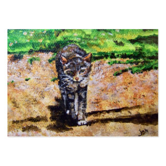 Long Walk Home ACEO Art Trading Cards Business Card