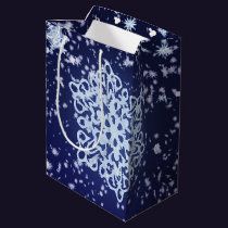 Long Winter's Night Gift Bag