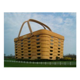 Longaberger Basket Company Tarjeta Postal