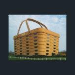 "Longaberger Basket Company Wrapped Canvas<br><div class=""desc"">Longaberger Basket Company of Newark, Ohio</div>"