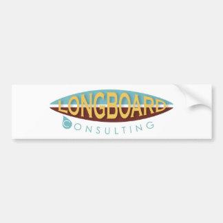 Longboard Consulting Bumper Sticker