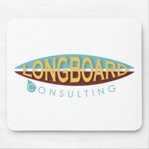 Longboard Consulting Mouse Mat