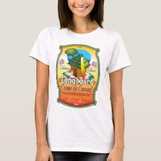 Longboard Creme de Coconut T-Shirt