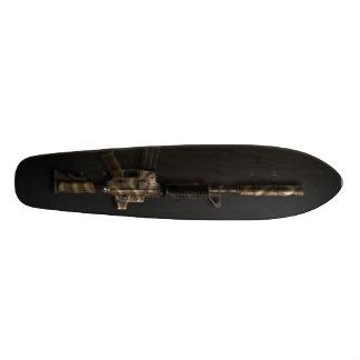 Longboard de la bala patines personalizados