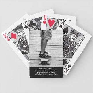 Longboard Perseverance Card Decks