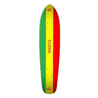 longboard skateboard deck