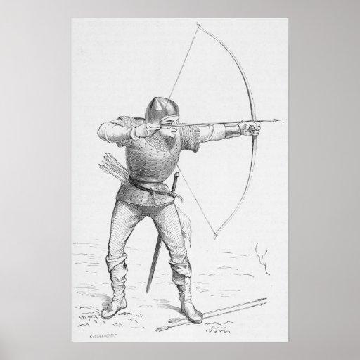 Longbowman Póster