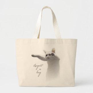 Longcat subido bolsa