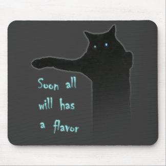 Longcat Tacgnol All has a Flavor Mouse Pad