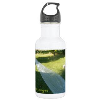 Longer Slide Stainless Steel Water Bottle