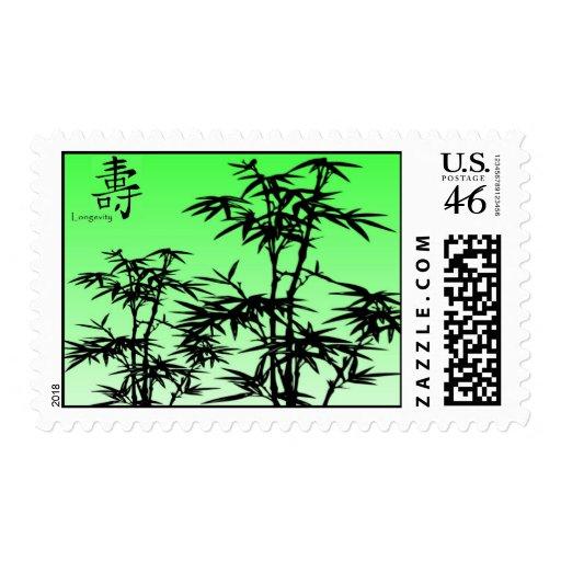 Longevity Postage Stamp