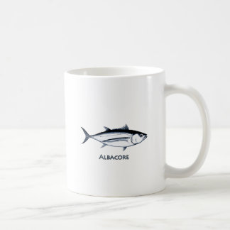 Longfin Albacore Tuna Logo Coffee Mug