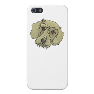 Longhaired Dachshund Cases For iPhone 5