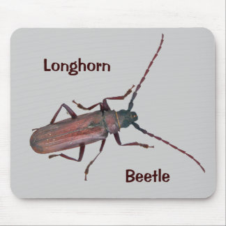Longhorn Beetle Coordinating Items Mouse Pad