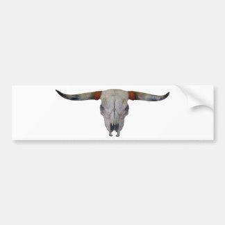Longhorn Bumper Sticker
