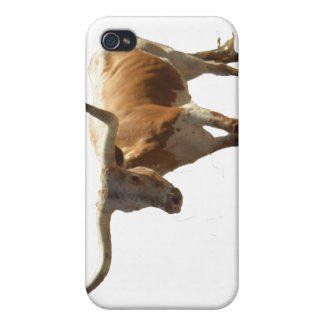 Longhorn Case For iPhone 4