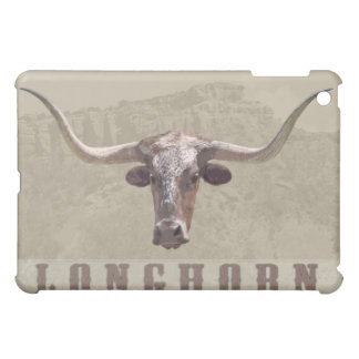 Longhorn Country iPad Case