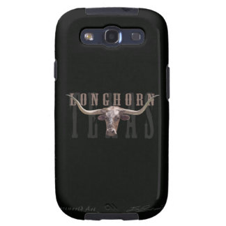 Longhorn Samsung Galaxy iPhone4 Case Galaxy S3 Cover