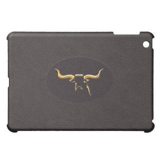 Longhorn Sim Leather iPad Case