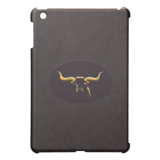 Longhorn Sim Leather iPad V Case iPad Mini Cases