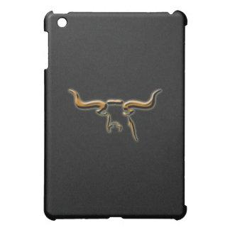 Longhorn Simple iPad Case