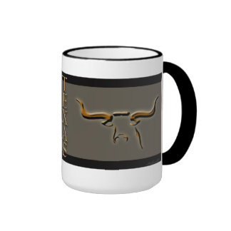 Longhorn Simple Mug