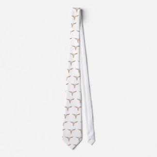 Longhorn Skull Tie