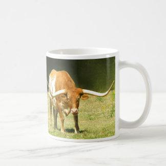 Longhorn Texas Mug