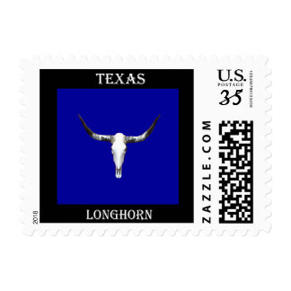Longhorn (Texas) Postage