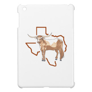 LONGHORN TEXAS STATE CASE FOR THE iPad MINI